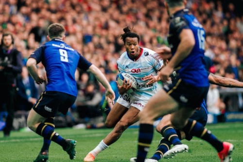 Leinster Rugby v Racing 92